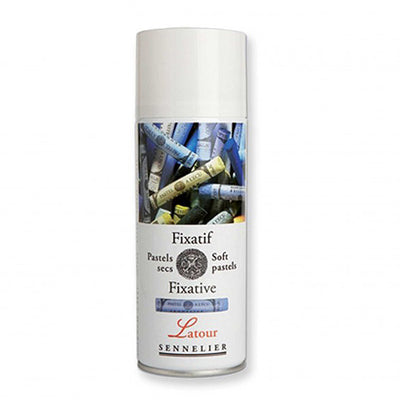 Sennelier Soft Pastel Fixative - 400ml