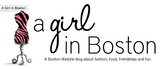 A Girl in Boston logo