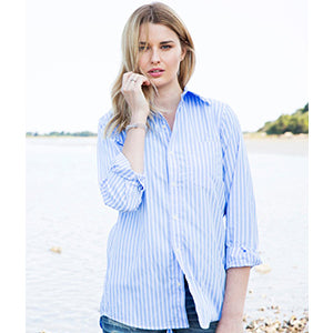 Boyfriend Stripe shirt