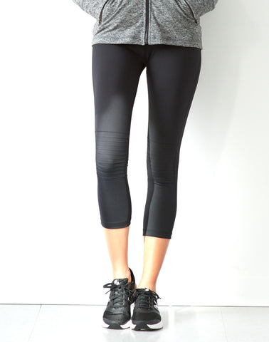Copy of AV-RA Moto Capri Legging - navy mix