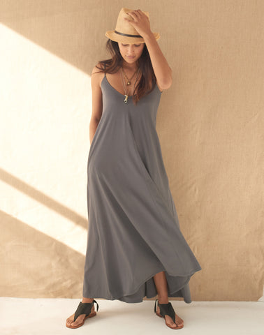 Avalon Dress - carbon