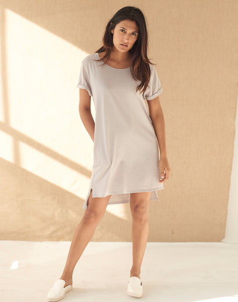 Dylann Dress -mineral