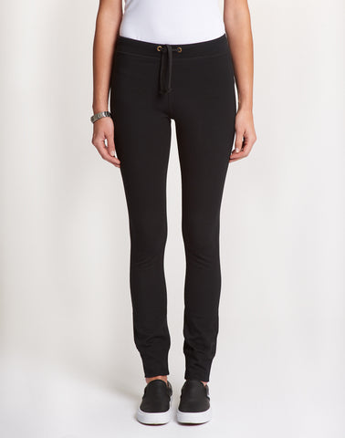 Pull-on Ponte Legging Sweat Pant