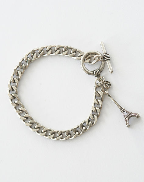 Eiffel Tower Bracelet