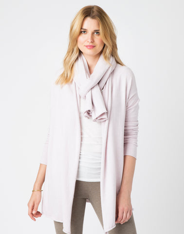 Cotton Scarf-blush