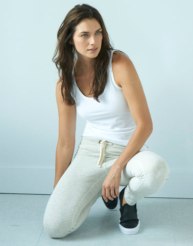 Pull-on Terry Sweat Pant