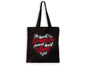 Heart of the Gospel Tote Bag