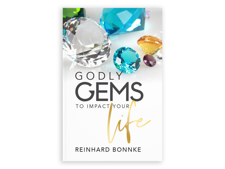 Godly Gems by Reinhard Bonnke