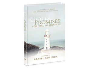 God's Promises For Healing and Hope (CD & BOOK)
