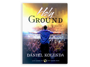 Holy Ground: CD & DVD Set