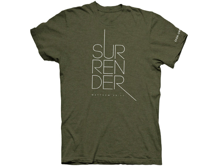 Surrender, T-Shirt