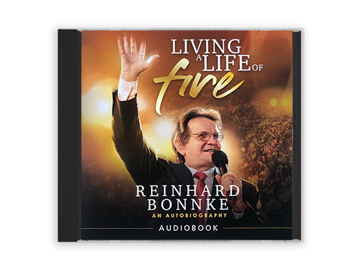 Living a Life of Fire - MP3 Audiobook