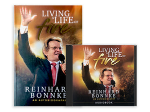 Living a Life of Fire - Book & Audiobook
