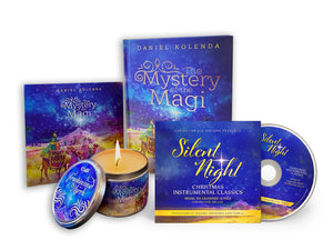 Pre-Order: Mystery of the Magi & Silent Night - Gift Set