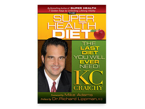 Super Health Diet - Book