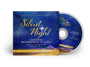 Pre-Order: Silent Night - Christmas Instrumental Classics CD