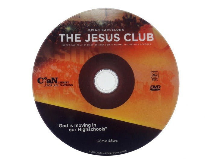 The Jesus Club, DVD