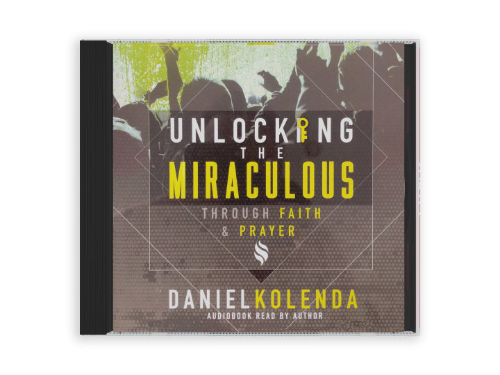 Unlocking The Miraculous (Audio)