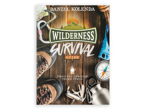 Wilderness Survival Book & DVD Combo