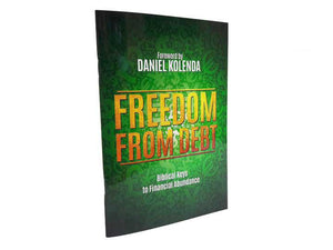 Freedom from Debt - Booklet