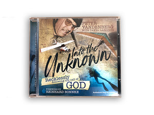 Into the Unknown - Audiobook