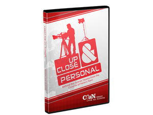 Up Close and Personal - DVD