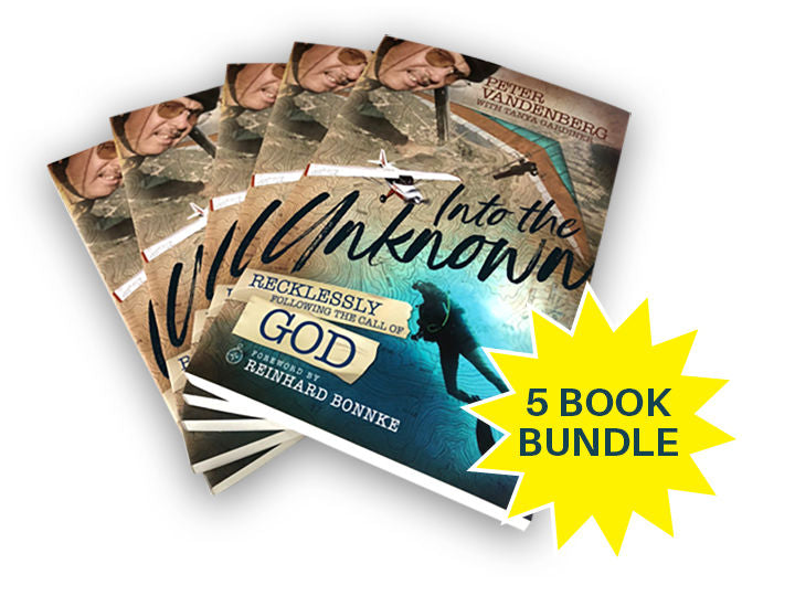 Into the Unknown (5 Pack Bundle)