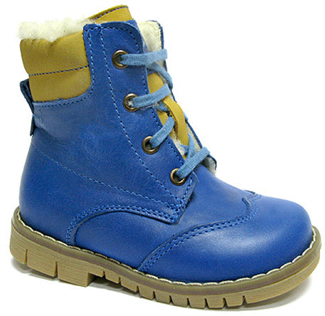 BOYS WINTER BOOT BLUE