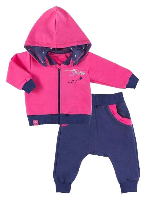 GIRLS COMPLETE HOODIE JOGGERS COMBO