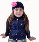 Load image into Gallery viewer, GIRLS JACKET NAVY