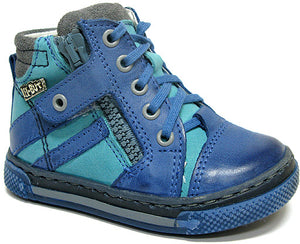 BOYS SHOE CHABER HIGH ZIP