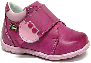 GIRLS SHOE AMARANT VELCRO