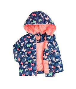 GIRLS JACKET BUTTERFLY