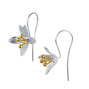 Golden Crocus Golden Crocus Earrings
