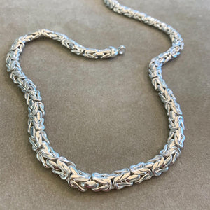 Chain 51cm Fancy Hand Made Necklace