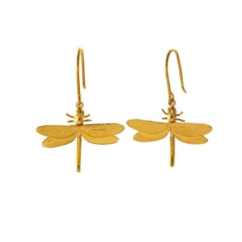 Dragonfly Earrings - MGE11/GP