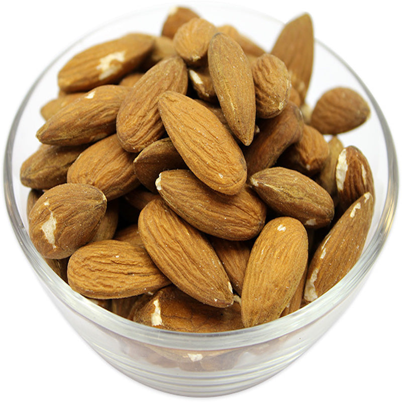 Almonds - Natural With Skin