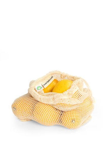 Net Grocery Bag By Turtle - Medium