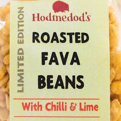 Fava Beans - Chilli And Lime