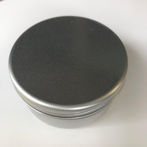 Aluminium Small Tin