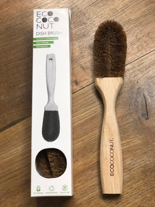 EcoCoconut Dish Brush by Eco Living
