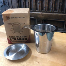 Load image into Gallery viewer, Reusable Tea Strainer