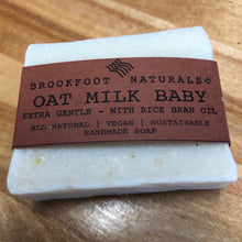 Load image into Gallery viewer, Baby Soap by Brookfoot Naturals