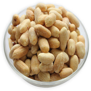 Nuts: Peanuts - Roasted,  unsalted