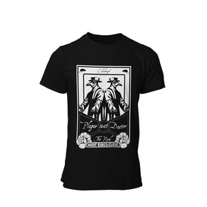 Plague Doctor T-Shirt Front View