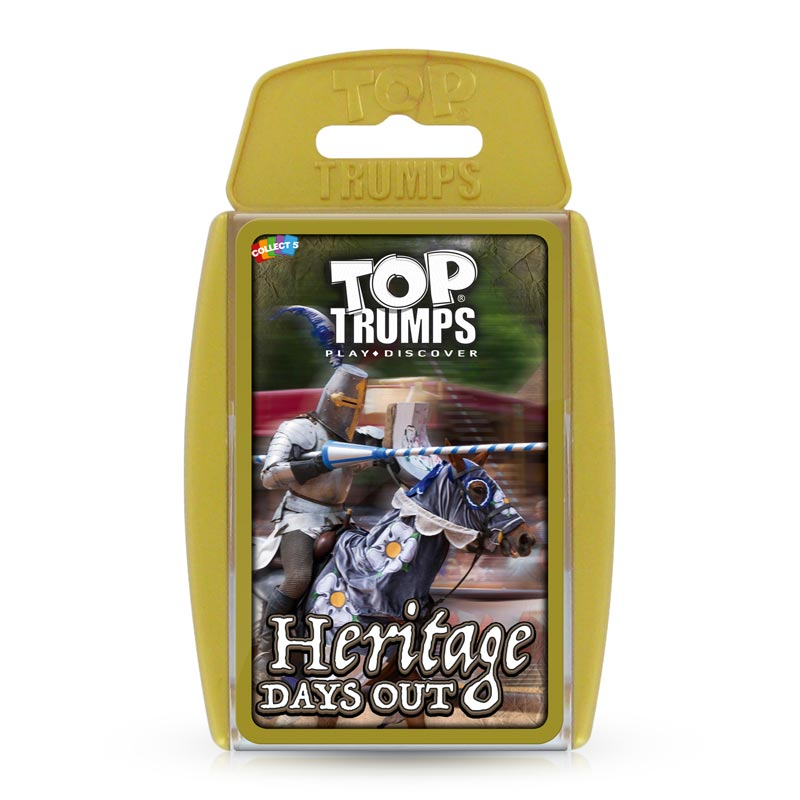 Heritage Top Trumps