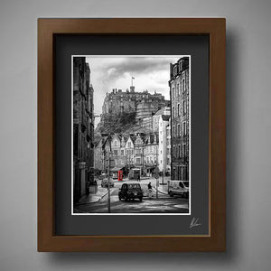Edinburgh Castle Photo Print