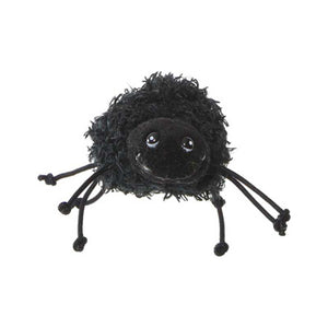 Furry Spider Finger Puppet