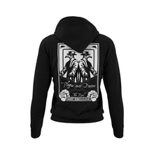 Load image into Gallery viewer, Plague Doctor Hoodie Back View
