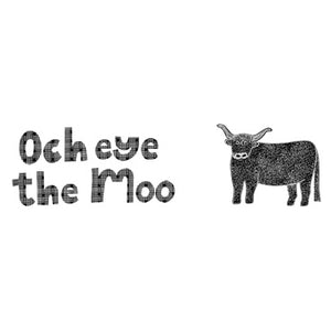 Och Eye the Moo Scotsware Mug